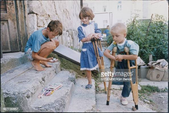 the effect of the bosnian war to the children Ten years after the end of the worst carnage in europe since world war ii, children born of war rape in bosnia are beginning  bosnian children bornof war rape .