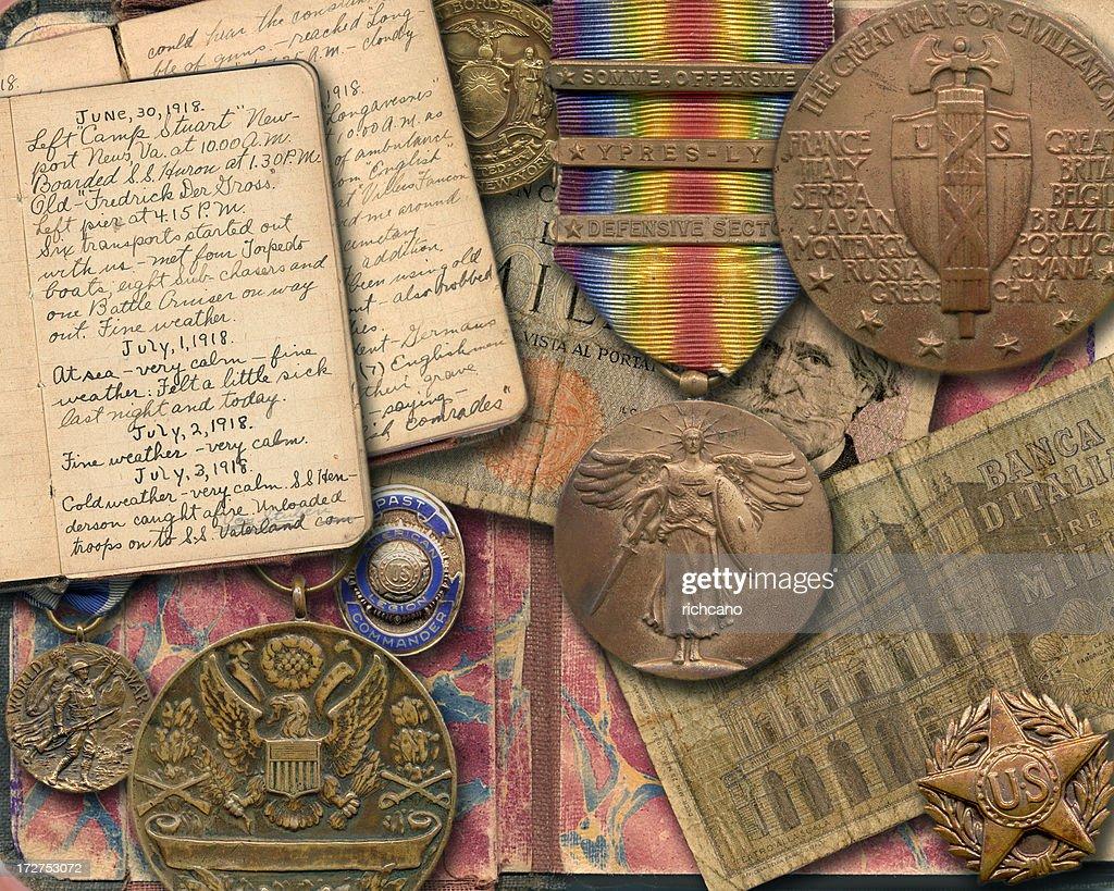 Souvenirs de guerre : Photo