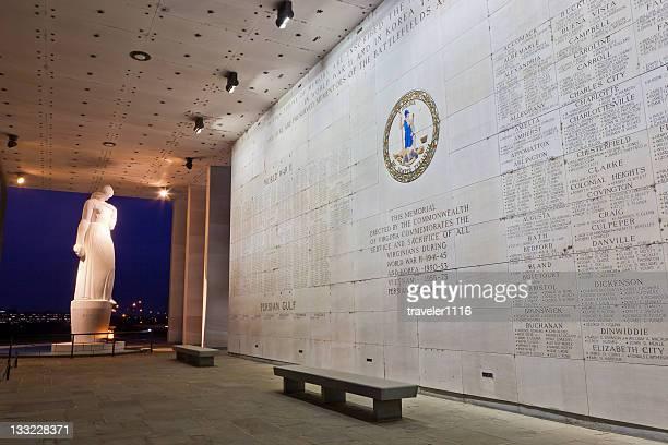 War Memorial In Richmond, Virginia, USA