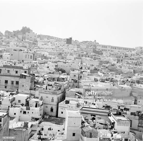 Operation 'Casbah' In Algiers. Le 17 Mai 1956, La Casbah D