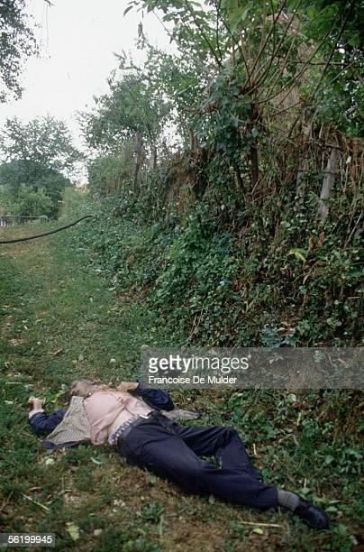 War of BosniaHerzegovina Victim of massacres Dobosnica September 1992
