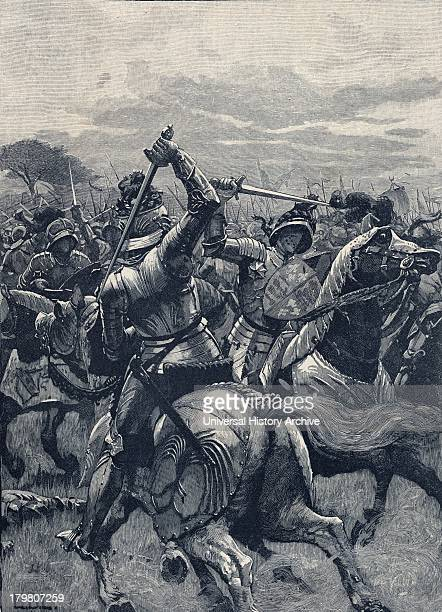 War of the Roses Battle of Bosworth Field 22 August 1485