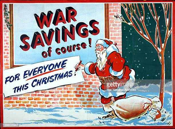 War Savings of course For Everyone this Christmas 1942