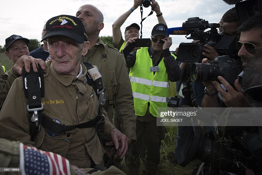 FRANCE-WWII-DDAY-US : News Photo