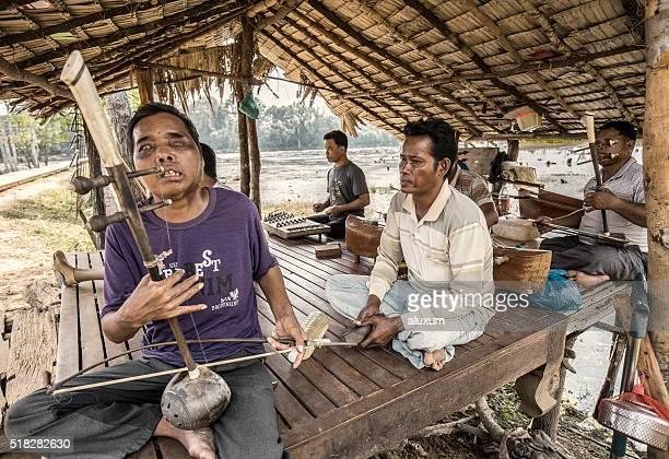 War victims in Agkor Cambodia