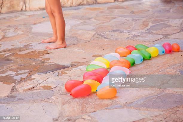 War water balloons