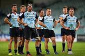 sydney australia waratah players look dejected