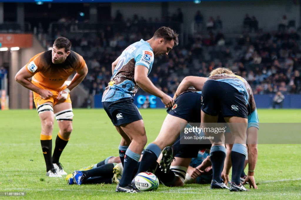 RUGBY: MAY 25 Super Rugby - Jaguares at NSW Waratahs : News Photo