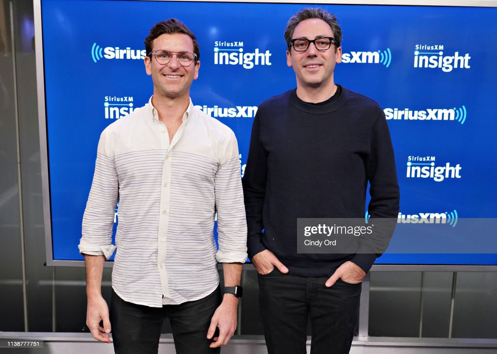 NY: Warby Parker Co-Founders And Co-CEOs Neil Blumenthal And Dave Gilboa Sit Down With Pattie Sellers And Nina Easton For SiriusXM's 'Making A Leader' Series