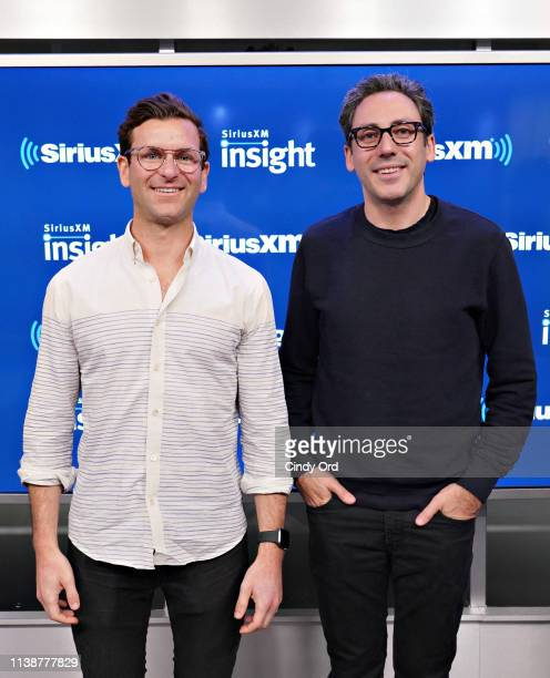 Warby Parker Co-Founders and Co-CEOs Dave Gilboa and Neil Blumenthal sit down with Pattie Sellers and Nina Easton for SiriusXM's 'Making A Leader'...