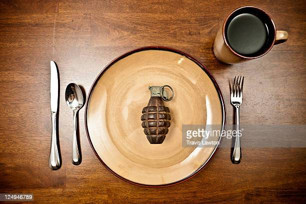 warchow - hand grenade stock pictures, royalty-free photos & images