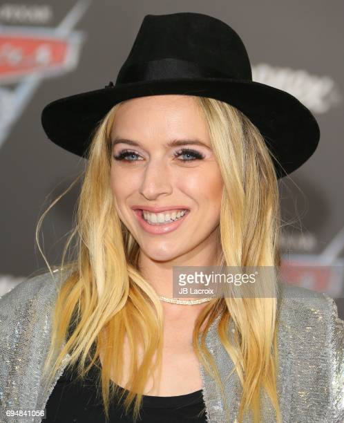 Ward attends the premiere of Disney and Pixar's 'Cars 3' on June 10 2017 in Anaheim California