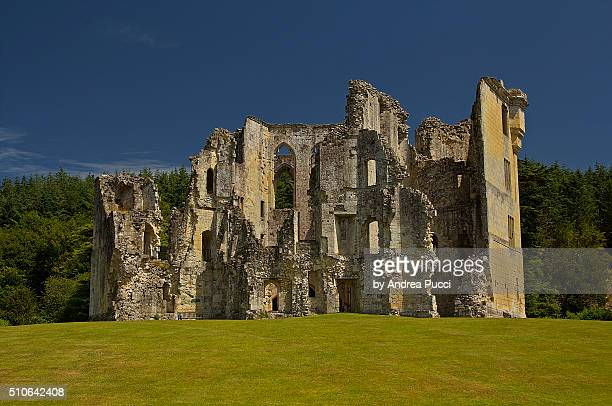 Wardour Castle, Wiltshire, United Kingdom