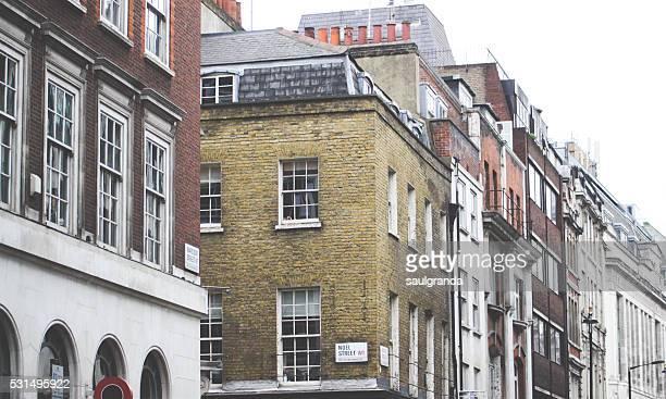 wardour st., soho, london, united kingdom - ロンドン ソーホー ストックフォトと画像