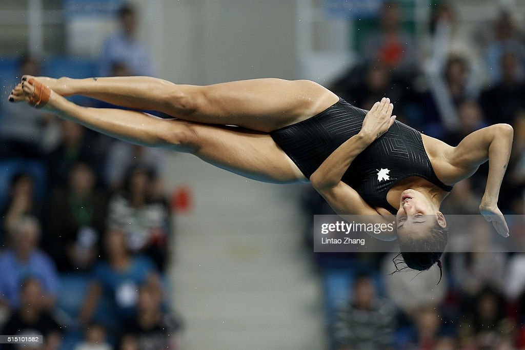 FINA/NVC Diving World Series 2016 - Day 2