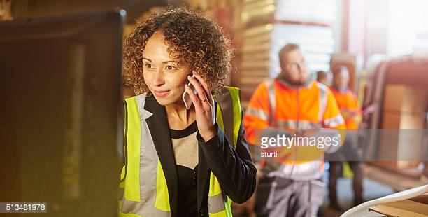 warehouse despatch manager