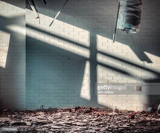 Warehouse Interior Demolition