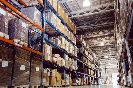 Warehouse logistics is important 891530598