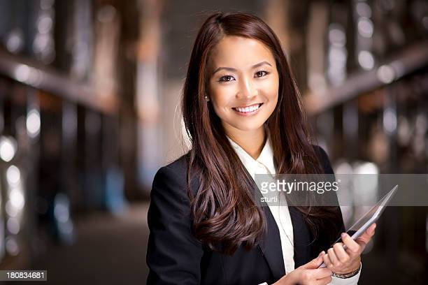warehouse manager - asian and indian ethnicities stock pictures, royalty-free photos & images