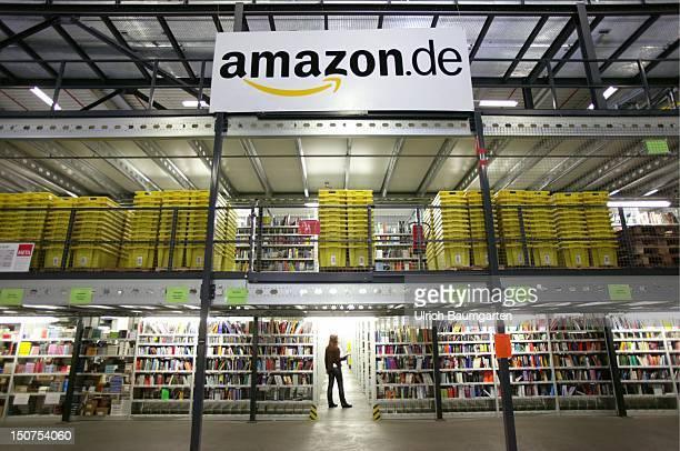 Warehouse of amazonde /Amazon Logistik GmbH