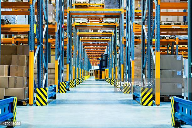 warehouse - rack stock pictures, royalty-free photos & images