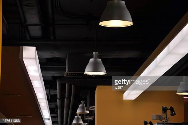 Warehouse / Storehouse / Store Ceiling Lighting