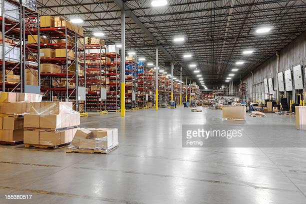 Warehouse große Blick