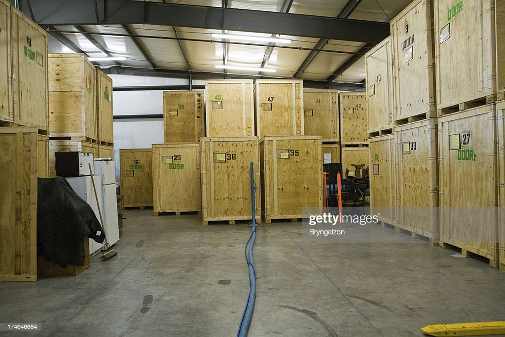 Warehouse Crates