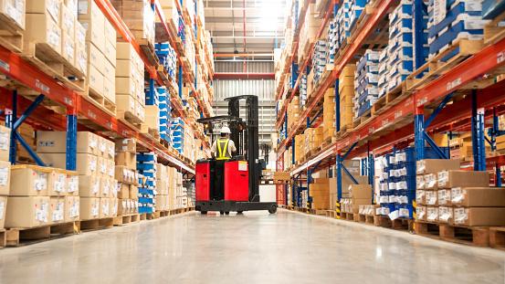 Warehouse Worker 1179825208