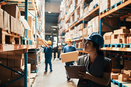 Warehouse Workers 1023216904