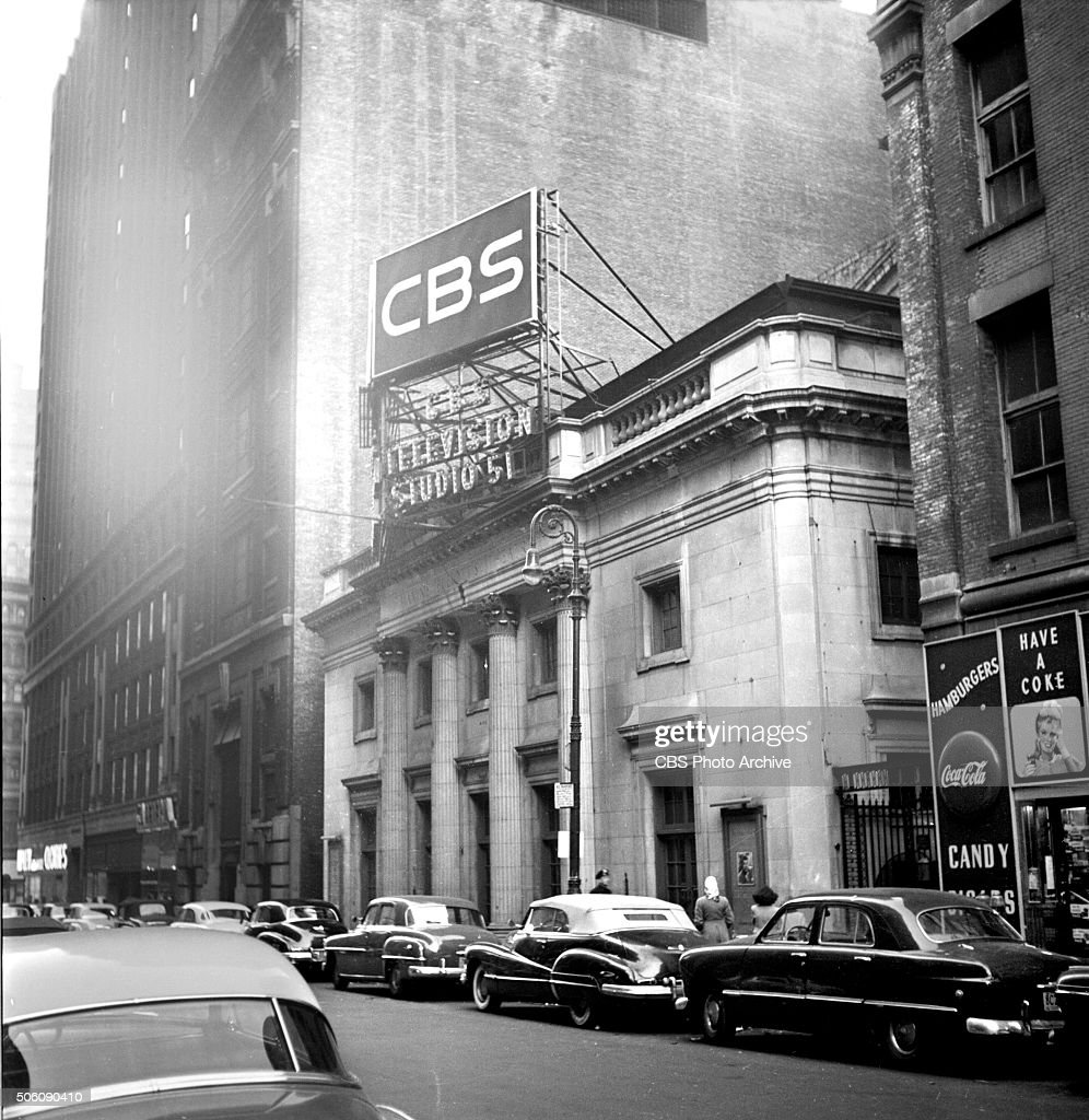 cbs warehouses and cbs studios in new york city includes studio 51 photo d 39 actualit. Black Bedroom Furniture Sets. Home Design Ideas