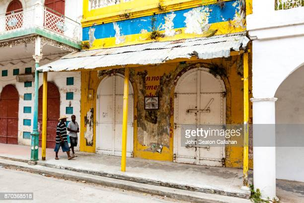 Warehouses in Jacmel