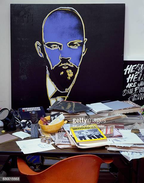 Warhol Studio New York 1987