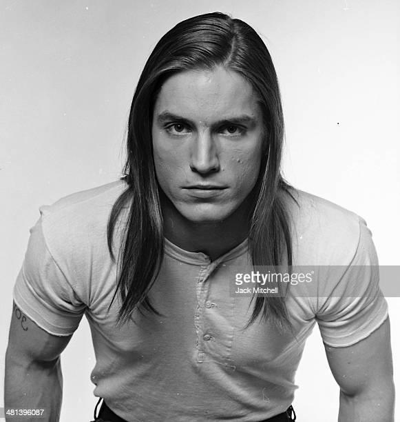 Warhol Superstar Joe Dallesandro photographed in June 1970 after starring in Warhol's 'Trash'