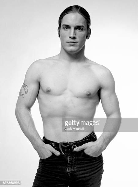 Warhol Superstar Joe Dallesandro photographed in June 1970 after starring in Warhol's Trash