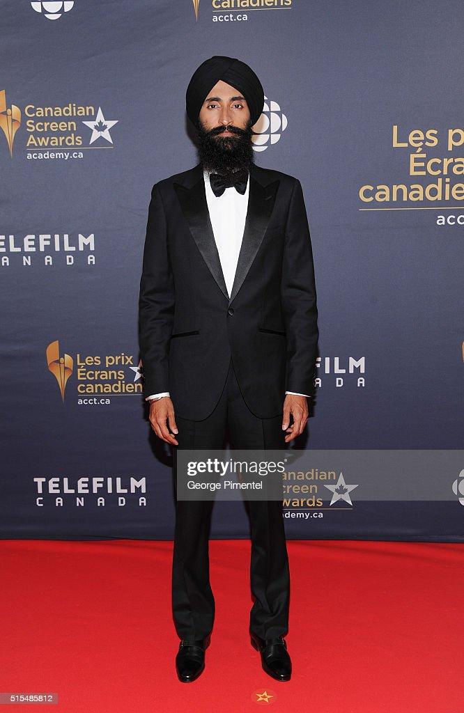 Canadian Screen Awards - Arriv...