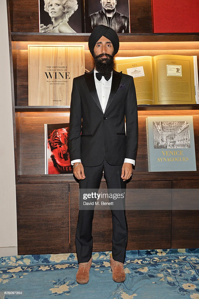 The Animal Ball 2016 Presented By Elephant Family - VIP Dinner At Maison Assouline