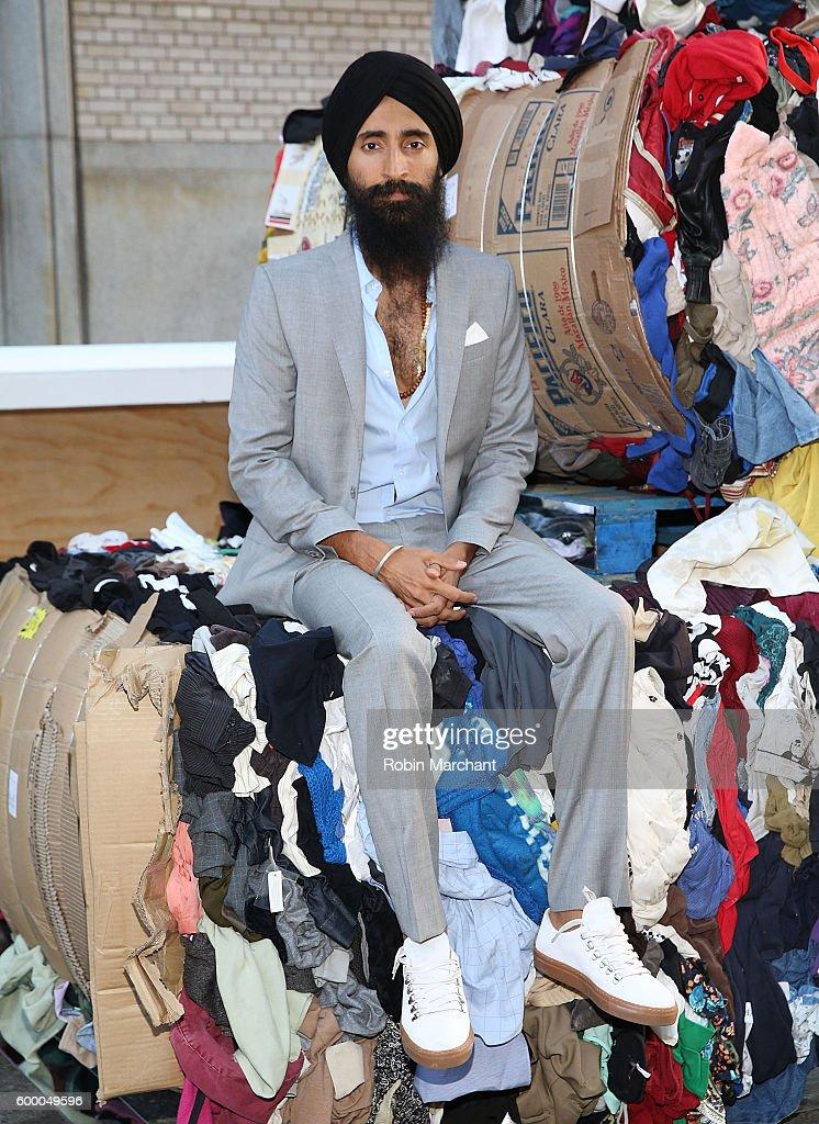 """Uniform"" Heron Preston For DSNY - Presentation - September 2016 - New York Fashion Week"