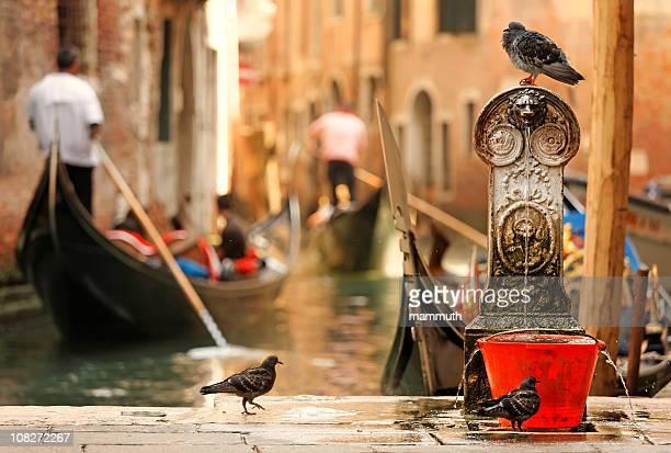 Caldo pomeriggio a Venezia