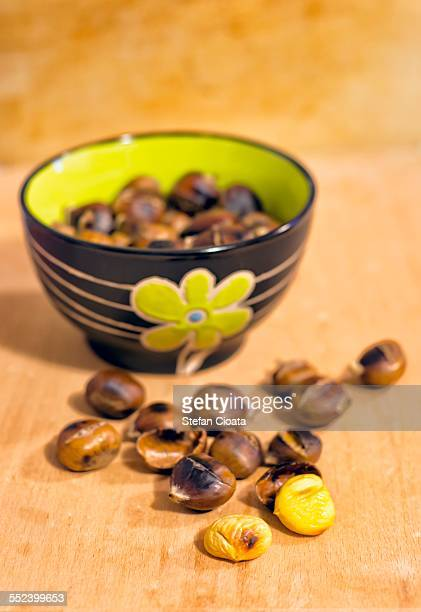 Warm chestnuts