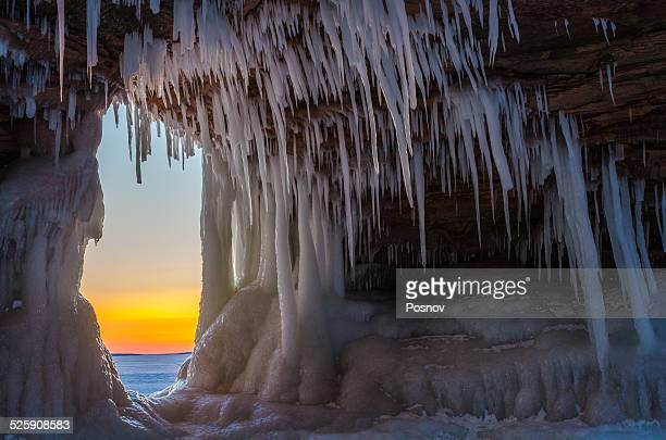 warm inhalation - lake superior stock pictures, royalty-free photos & images
