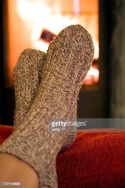 Warm your feet