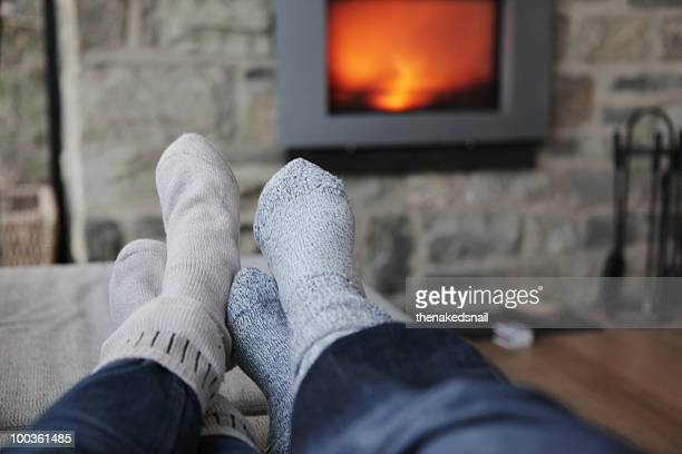 Warming our Feet