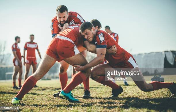 warming up - rugby stock pictures, royalty-free photos & images