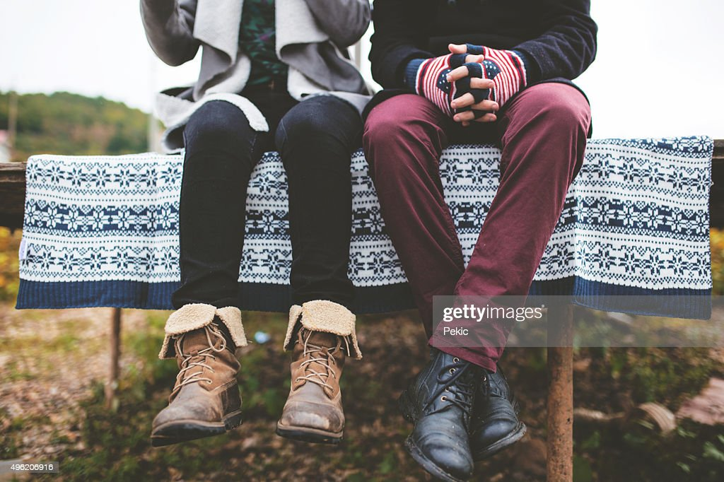 Warmth of love : Stock Photo