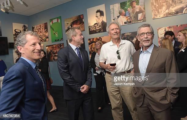Warner Bros Executive Vice President Studio Services and Administration Jeff Nagler Warner Bros President of Worldwide Studio Facilities Jon Gilbert...