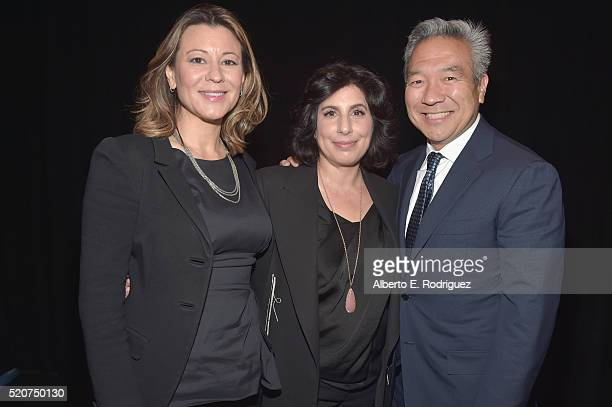 Warner Bros Pictures President of Worldwide Distribution Veronika Kwan Vandenberg Warner Bros Pictures President of Worldwide Marketing and...