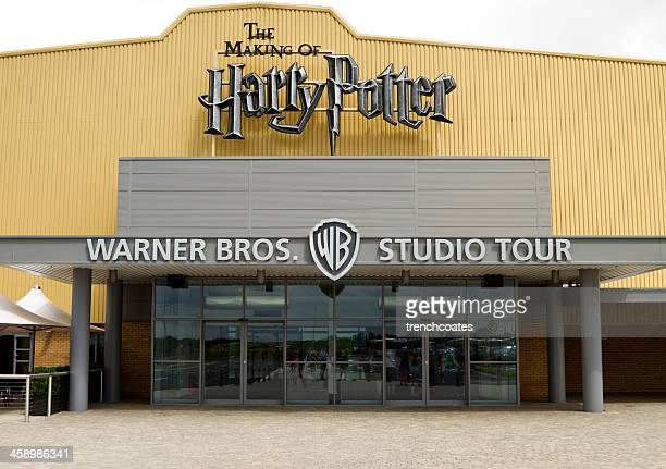Warner Brothers Studios, the making of Harry Potter.