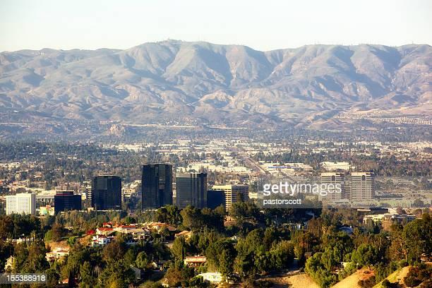 Warner Center in San Fernando Valley Los Angeles California