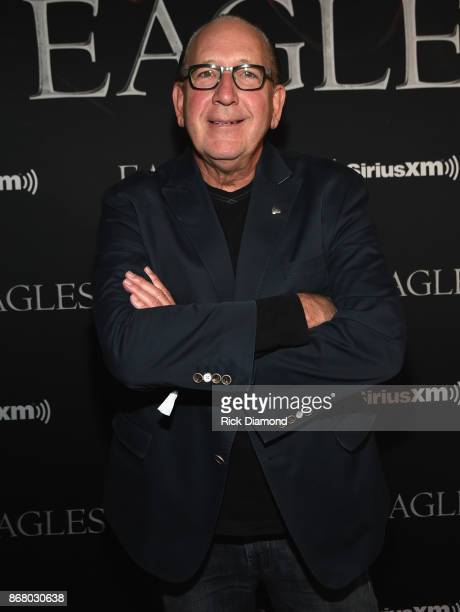 Warner Music Nashville's John Esposito attends SiriusXM presents the Eagles in their first ever concert at the Grand Ole Opry House on October 29...